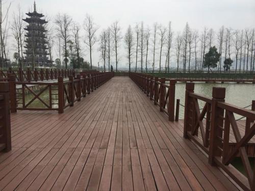 西宁防腐木